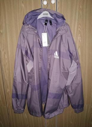Куртка вітровка оригінал adidas по оптовій ціні