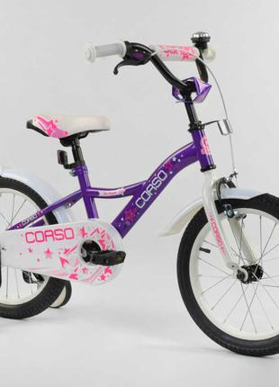 Детские велосипеды Corso