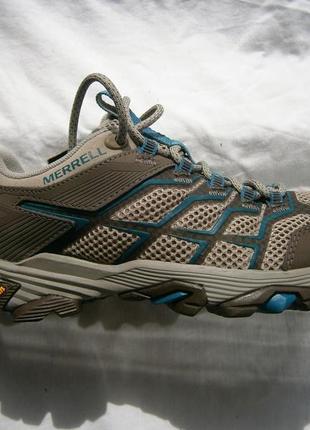 Кросівки merrell vibram , gtx , оригінал мембрана нові