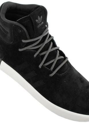 Кроссовки adidas tubular invader black/white men s80243 оригін...