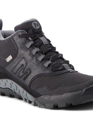Ботинки merrell annex recruit mid waterproof j95163 оригинал н...