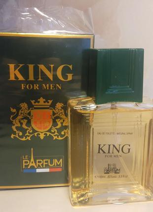 King paris elysees туалетная вода для мужчин 100мл