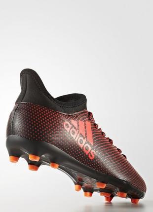 Детские футбольные бутсы adidas x 17.3 fg junior s82368 оригінал