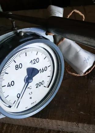 Термометр  манометрический ТГП-100 Эк-М1 УХЛ4