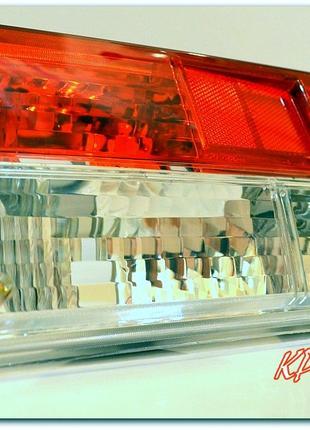 Задний фонарь 2107 хрусталь