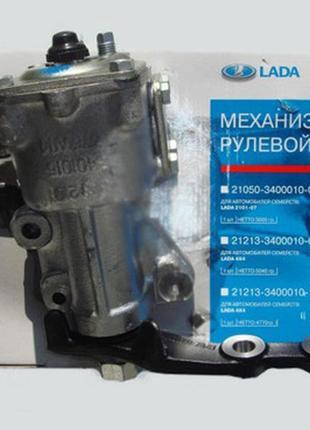 Рулевая колонка ВАЗ 21213 ТАЙГА Нива  редуктор 2121 АвтоВАЗ 2123