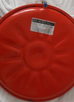 Расширительный бак Zilmet 7 L 387 мм для отопления