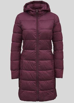Легкое дутое пальто