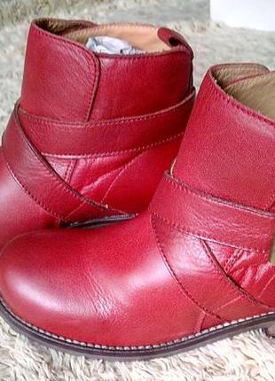 Ботинки 35 р. riccardo cartillone