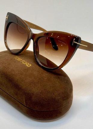 Солнцезащитные очки в стиле tom ford😎👌