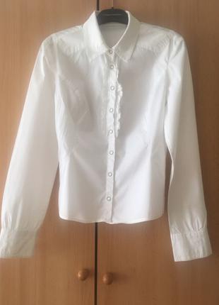 Нарядная рубашка блузка