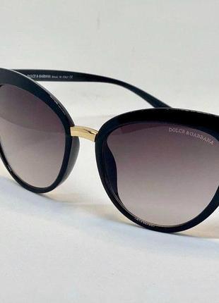 Солнцезащитные очки в стиле dolce & gabbana😎👌