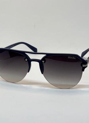 Солнцезащитные очки в стиле prada😎👌