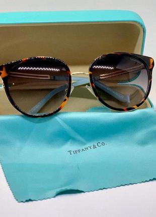 Солнцезащитные очки в стиле tiffany & co😎👌