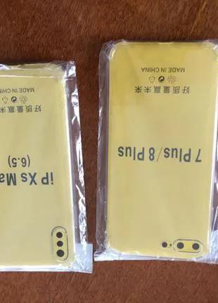 Чохли Iphone xs max iphone 7plus 8plus