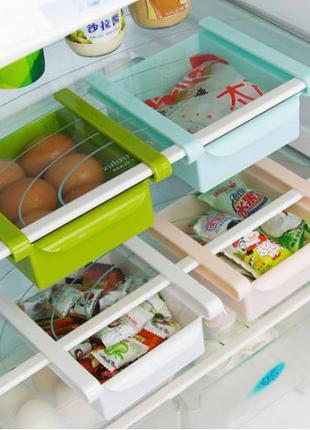 Органайзер-полка для холодильника 15.5*15*6.5см