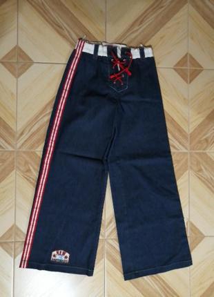 Детские брюки для девочки 146