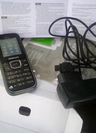 Samsung mp3 се0168 на дві сімкартиРобочий з зарядним.Стан хороший