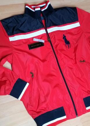 Мужская куртка polo ralph lauren.