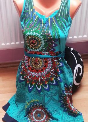 Новое женское платье.
