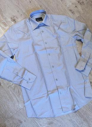 Новая мужская рубашка roberto rinaldi.
