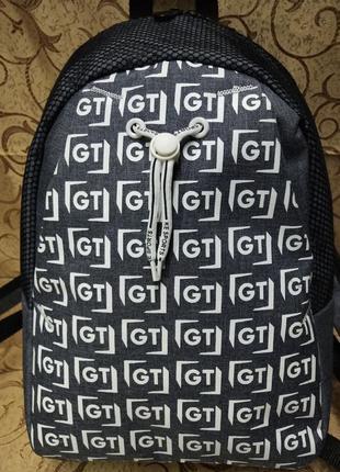 Новый мужской рюкзак gt.