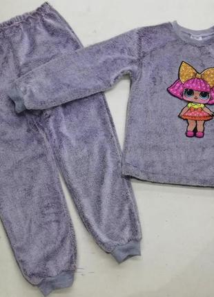 Новая пижама для девочки с куколкой lol.