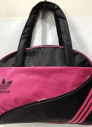 Новая женская спортивная сумка с модным принтом.
