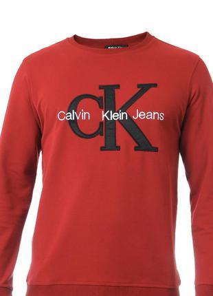 Новый мужской свитшот calvin klein.