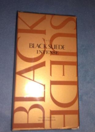 Туалетна вода black suede intense (75 мл)