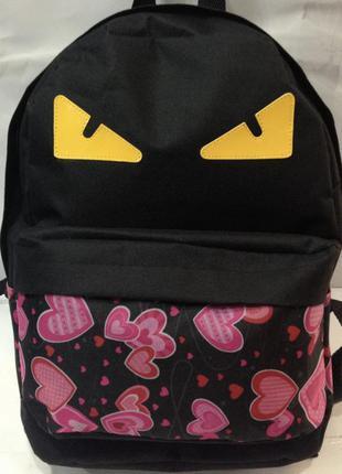 Новый рюкзак в стиле angry birds.