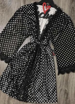 Новый женский велюровый халат.