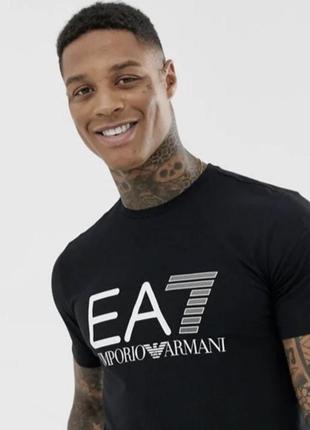 Новая мужская футболка, модный дизайн.