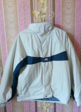 Куртка-пуховик helly hansen