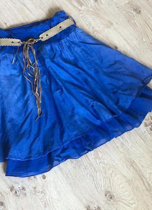 Новая легенькая женская юбка. италия.