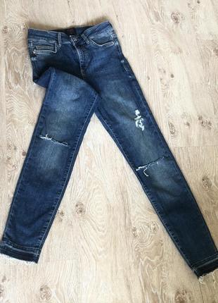 Новые женские джинсы fishbone.