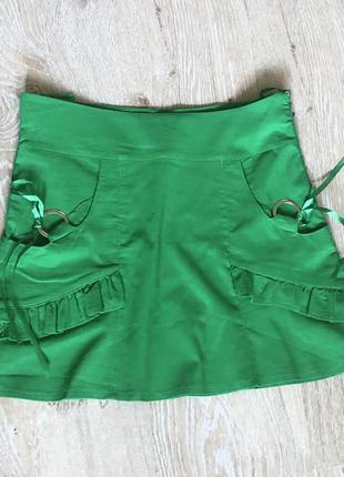 Новая женская мини юбка.