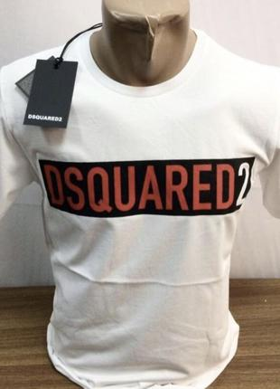 Новая мужская футболка dsquared.