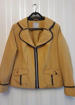 👉пиджак#куртка#стильная горчица👍