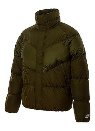 Куртка ветровка бомбер анорак nike sportswear dwn fill jacket ...