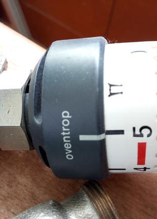 Термоголовка радиатор отопление OVentrop