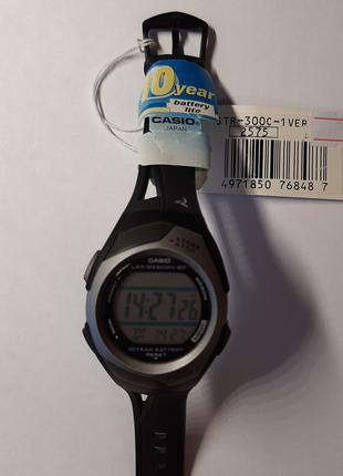 Годинник наручний кварцовий Casio STR-300C-1VEF