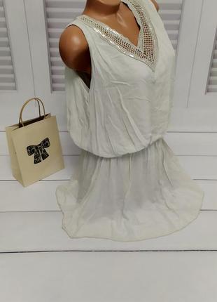 Летнее платье, сарафан, s/m