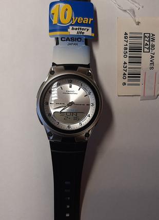Годинник наручний кварцовий Casio AW-80-7АVEF