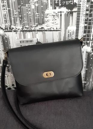 Кожаная женская сумочка