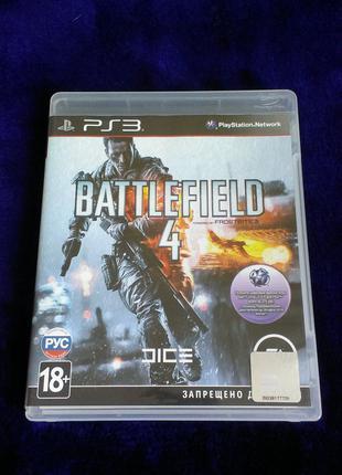 Battlefield 4 (русский язык) для PS3