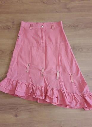 Стильная юбка на 10-11 лет