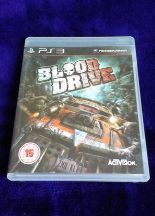 Blood Drive для PS3