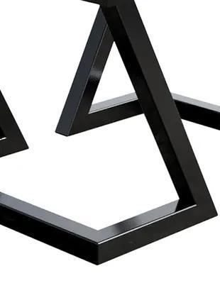 Опора для журнального стола из металла 1008