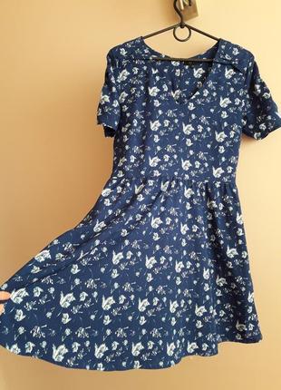 Легкое летнее платье new look, р. 40